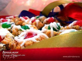Rudolf`s Christmas cookies/Рождественское печенье Рудольфа