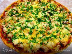 Пицца с курицей Галерея (не для РД)