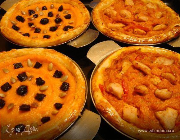 Тыквенные пироги сладкие или пикантные