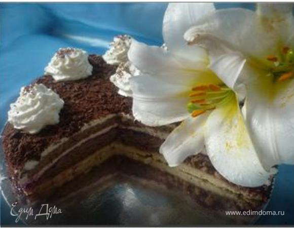 Вишневый торт из Шварцвальда