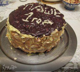 Тортик на первый день рождения сынули!