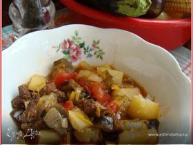 ЧАНАХИ (мясо с овощами)
