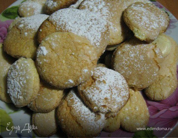 Бисквитное печенье!