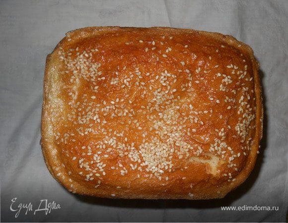 Самый лучший хлеб из хлебопечки