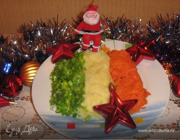 Merry Cristmas или все гениальное просто!