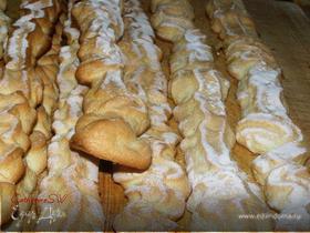 Бисквитное печенье (савоярди)