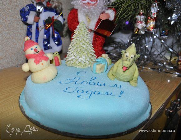 Тортик Новогодний
