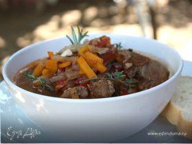 Тосканское мясное рагу