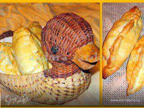 Cornish Pasty - обед шахтёра (мясные пирожки)