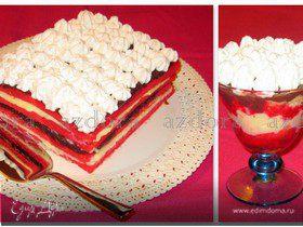 Zuppa inglese - десерт и торт на его основе