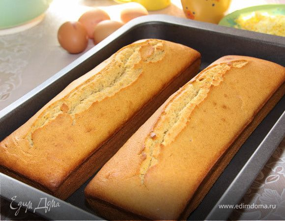 Кукурузный хлебушек сладенький