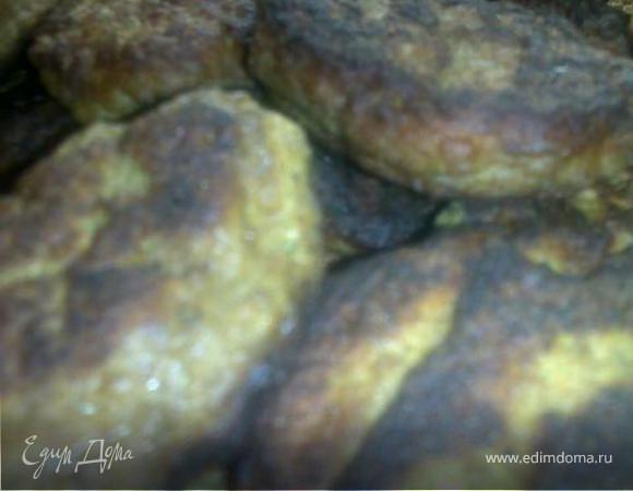 Оладушки из говяжьей печени
