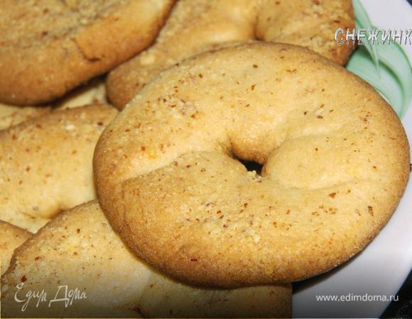Печенье «Ванильные колечки»