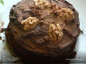 Шоколадный торт с портером