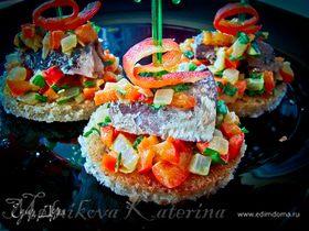 Пинчос с сардинами