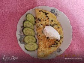 Утренняя лёгкая закуска с витамином