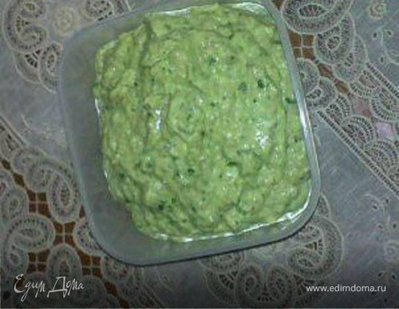 Мелитзаносалата (салат из баклажанов)