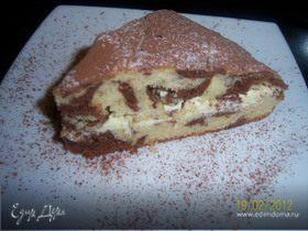 """Торт """"Зебра"""" с """"Швейцарским меренговым кремом"""" от Маши"""