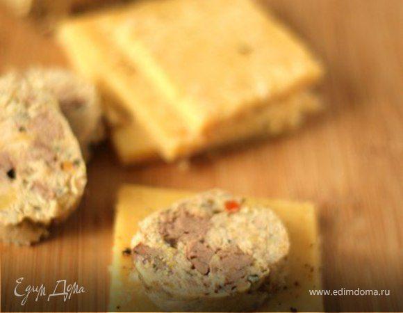 Ливерная колбаса пошаговый рецепт