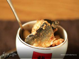 Рыбные консервы (в мультиварке)