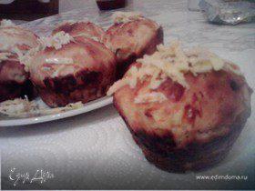 Кексы с сыром