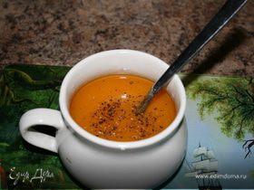 Тыквенно-имбирный суп-пюре