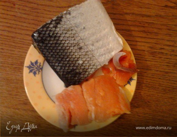 Соленая рыба своими руками