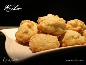 Лимонно-имбирное печенье