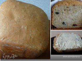 Хлеб с изюмом и розмарином