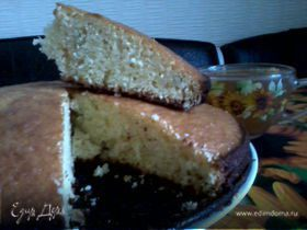 Будничный пирог