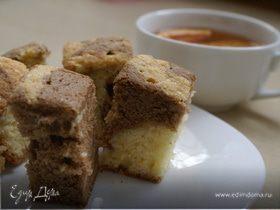 Мраморный торт/Marble Cake