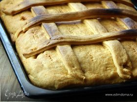 Эмпанада с тунцом 'Empanada de atun'