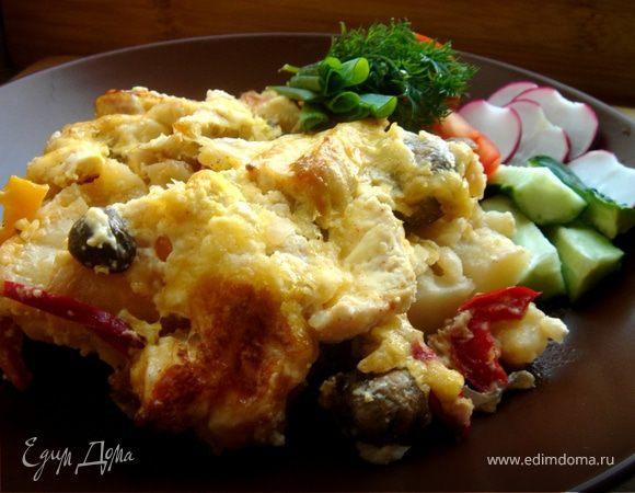 Картошка по-гуцульски