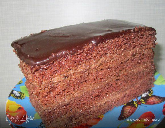 кулинария с фото пошаговая готовка торт прага