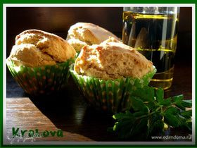 Маффины с медом и прованскими травами
