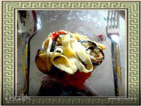 Итальянская запеканка (timballo)