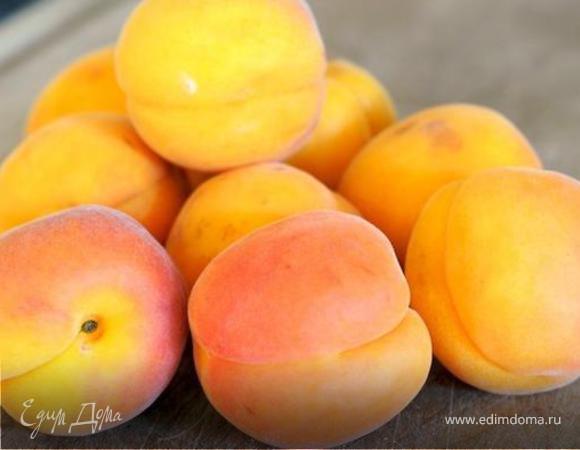 Пюре из свежих абрикосов