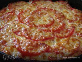 """Кабачковая """"пицца"""""""