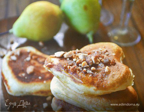 Медовые панкейки (Pancake love)