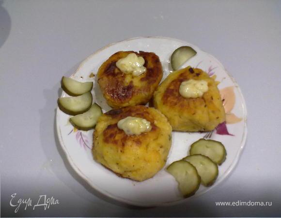 Ньокки картофельные с начинкой (клецки)