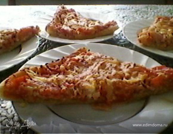 """Пицца быстрая """"Домашняя"""""""