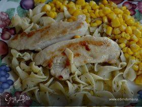 Куриные пиката (Chicken Piccata)