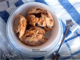 Вкуснейшее мороженое с кедровыми орехами