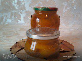 "Варенье ""пятиминутка"" из долек абрикоса"