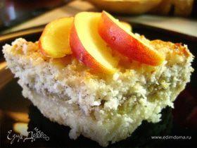 Творожно-кокосовые пирожные