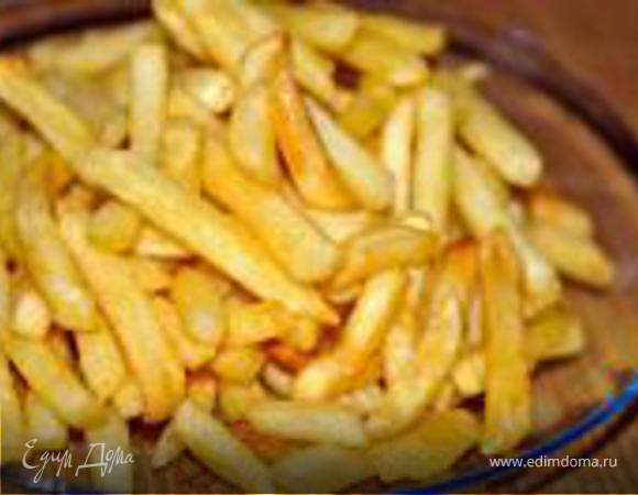 Кулинарные рецепты картофель жареный 4