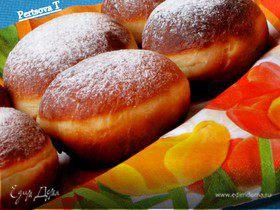 Берлинские пончики (Berliner Pfannkuchen)