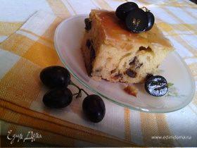 Ромовые пирожные с черносливом и цукатами