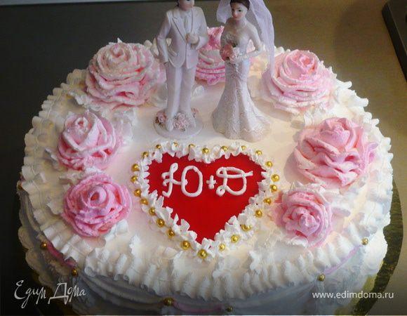 """Торт """"Свадебный"""""""