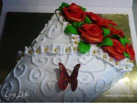 """Торт """"Букет"""""""